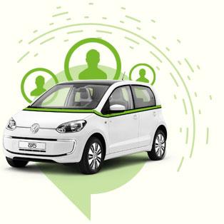 GreenGo - e-carsharing